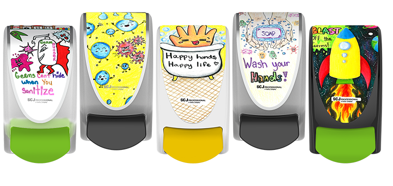 Custom Designed Dispensers